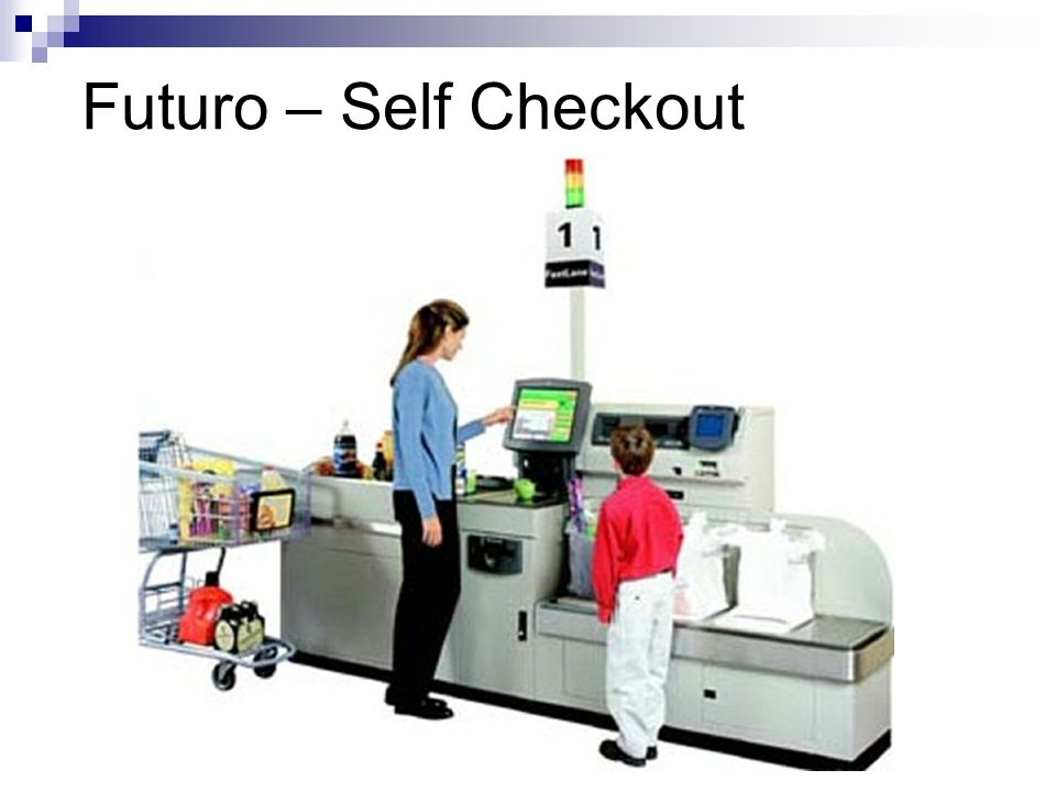 Futuro – Self Checkout