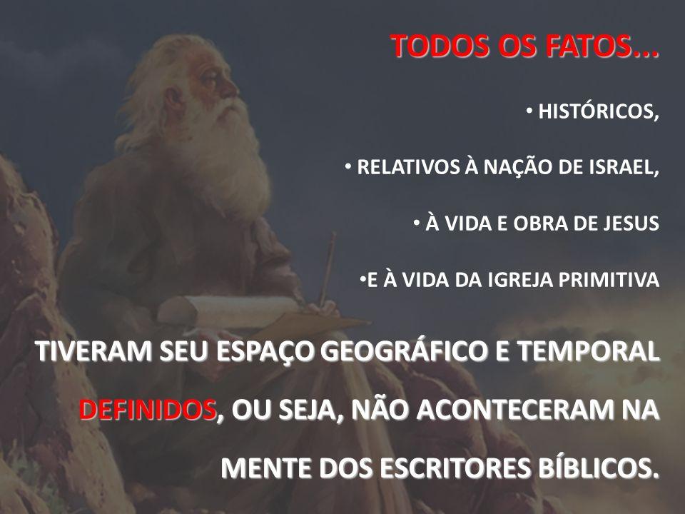 CRONOLOGIA DO VELHO TESTAMENTO Da Criação ao Dilúvio A pré-existência de CristoJo 1:1 CriaçãoGn 1:1 Satanás expulso do céuIs 14:12-17 Seis dias da criaçãoGn 1:3-26 Jardim do ÉdemGn 2:8-17 Queda de Adão e EvaGn 3:1-7 Expulsão do ÉdemGn 3:21-24 Caim mata AbelGn 4 Nascimento de NoéGn 5:28-29 O DilúvioGn 7:10:24