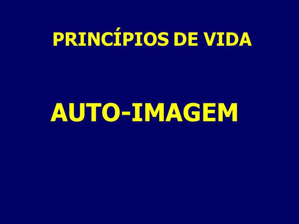 AUTO-IMAGEM EVIDÊNCIAS DE AUTO-REJEIÇÃO 3- INCAPACIDADE DE CONFIAR EM DEUS. EF.2:10; SALMO 139:14