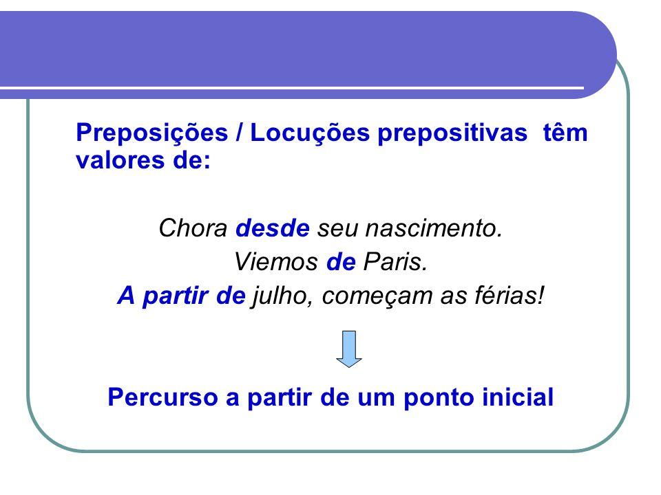 Polissemia das conjunções: E / COMO / SE E – Estudou muito e foi reprovado.
