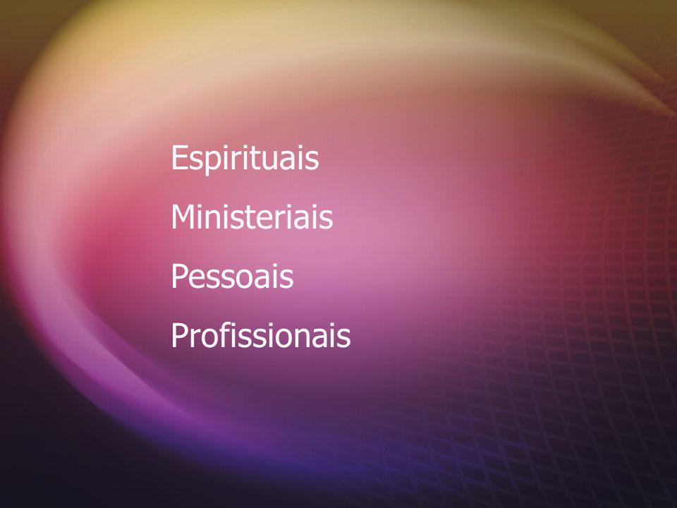 Escreva sua meta, seu objetivo e seu prop ó sito nas seguintes áreas de sua vida.
