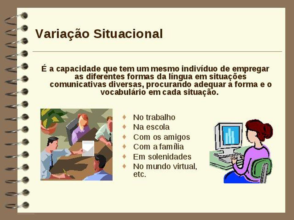 O texto a seguir é um trecho de uma conversa por meio de um programa de computador que permite comunicação direta pela internet em tempo real, como o MSN Messenger.