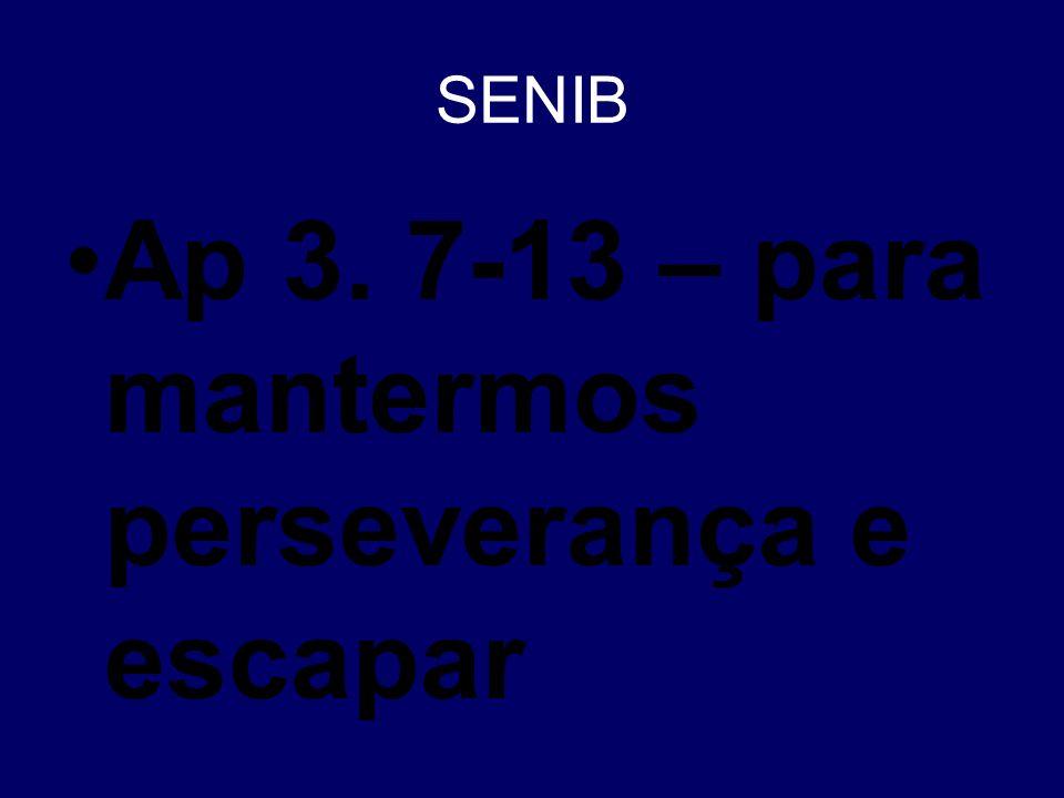 A 32 AD Até 70 AD O nascimento de Jesus O Calvário Ascensão de Cristo até a destruição de Jerusalém e a dispersão dos judeus O Livro do Apocalipse Título e saudação AS SETE IGREJAS A visão dos 7 candelabros e de Cristo 1.1-81.8-20 COISAS VISTAS Tipos e/ou Períodos (Apoc 2.3) Éfeso (Desviada) Esmirna(perseguida) Tiatira (relaxada) Pérgamo(licensiosa) Sardes (Morta) Laodicéia (morna) Filadélfia(Abençoada) Idade AntigaIdade MédiaIdade Moderna 100 300 500 700 900 1100 1300 1500 1600 170 0 1800 1900 Puro cristianismo - Igrejas que jamais se desviaram Período Apostólico A Constantino A Gregório I Até a Reforma A Wesley Ao presente A perseguição Nero - 64-68 AD Domiciano -95-96 Trajano - 100-115 Aurélio - 168-177 Severo - 207-210 Maximiano -235-237 Décio - 250-253 Valeriano - 257-260 Aureliano - 276 Diocleciano-3030-310 Início da Ig.