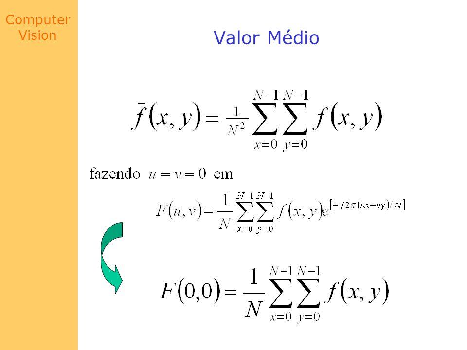 Computer Vision Valor Médio