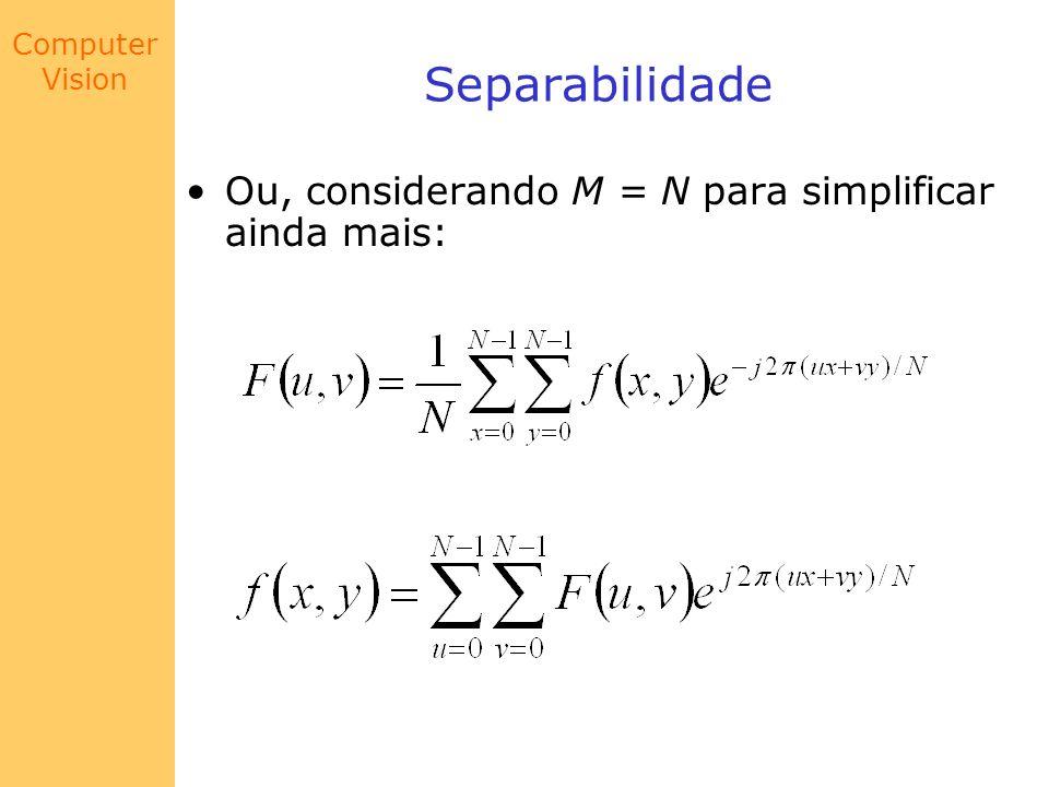 Computer Vision Distribuição normal: Gaussiana