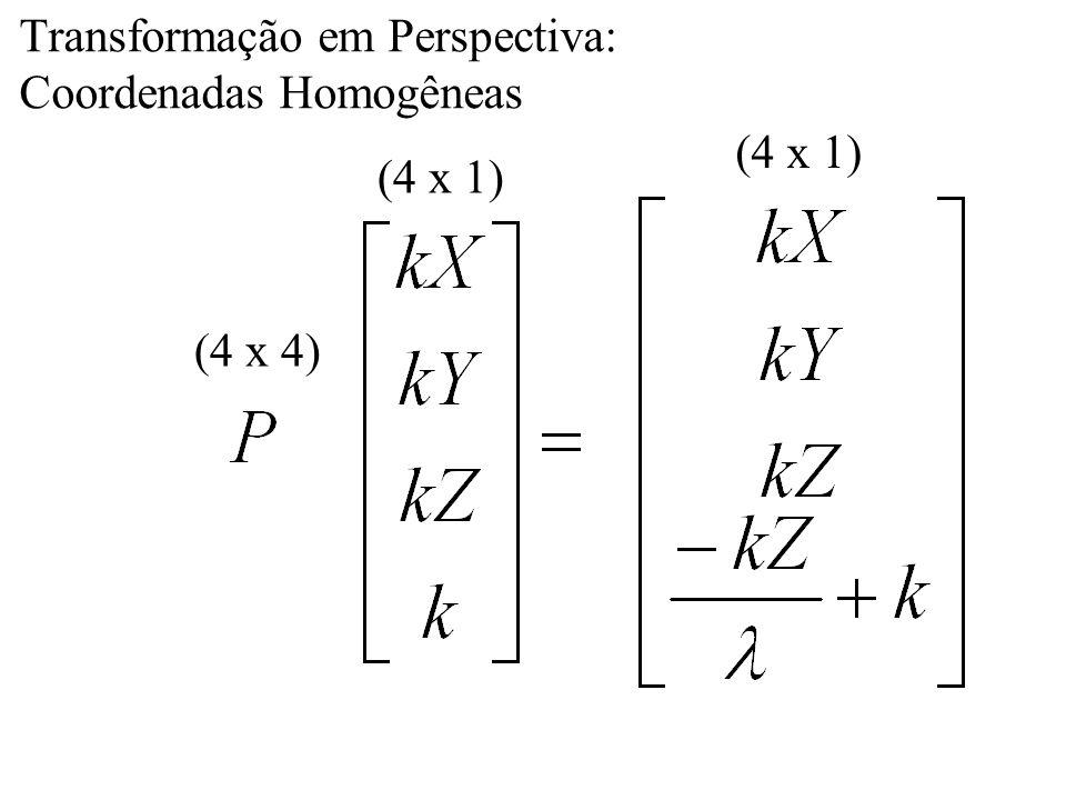 (4 x 1) (4 x 4)