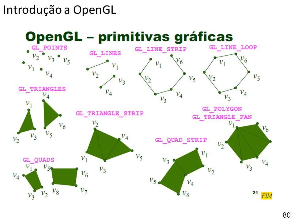 Introdução a OpenGL 80