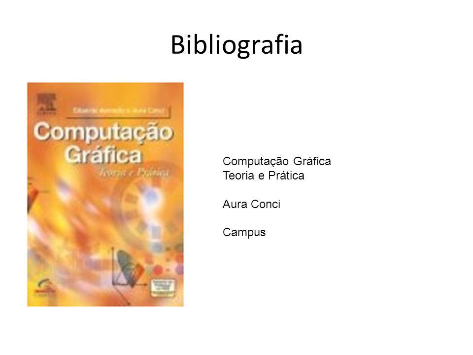 Bibliografia Computação Gráfica Teoria e Prática Aura Conci Campus