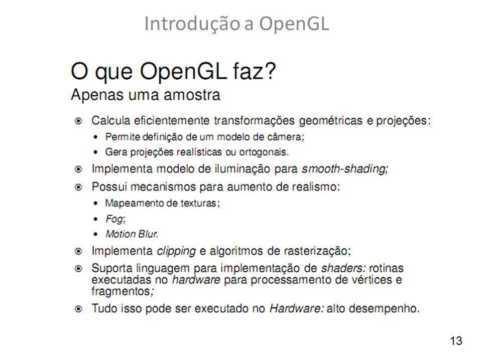 Introdução a OpenGL 13