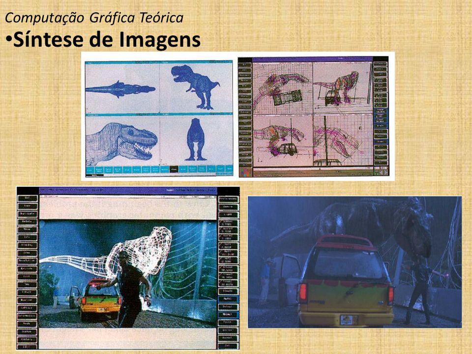 Computação Gráfica Teórica Síntese de Imagens