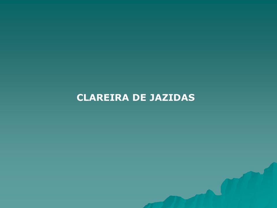 CLAREIRA DE JAZIDAS