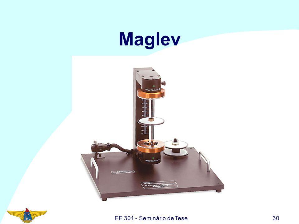 EE 301 - Seminário de Tese30 Maglev