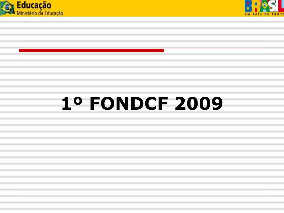 1º FONDCF 2009