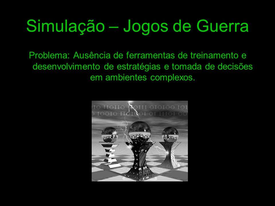 Abordagem Uso do processo unificado para o desenvolvimento de sistemas de jogos de guerra na Força Aérea Brasileira.