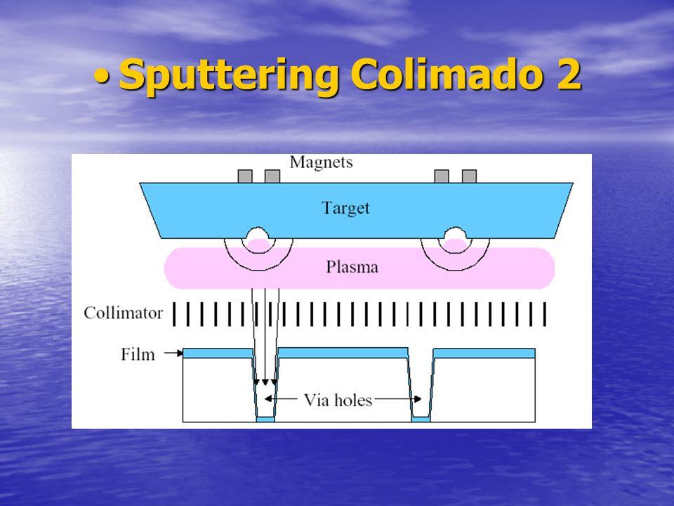 Sputtering Colimado 2Sputtering Colimado 2