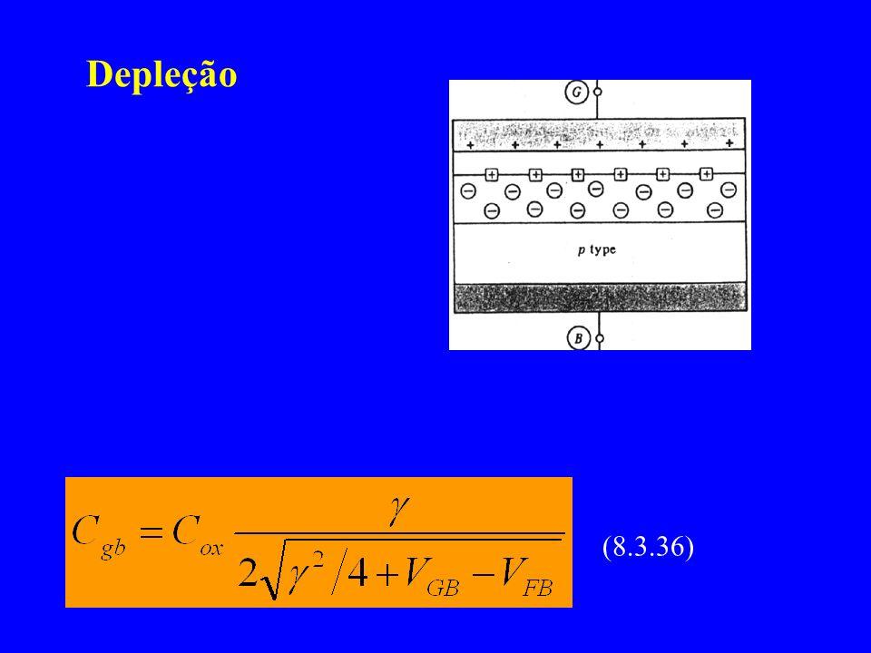Depleção (8.3.36)