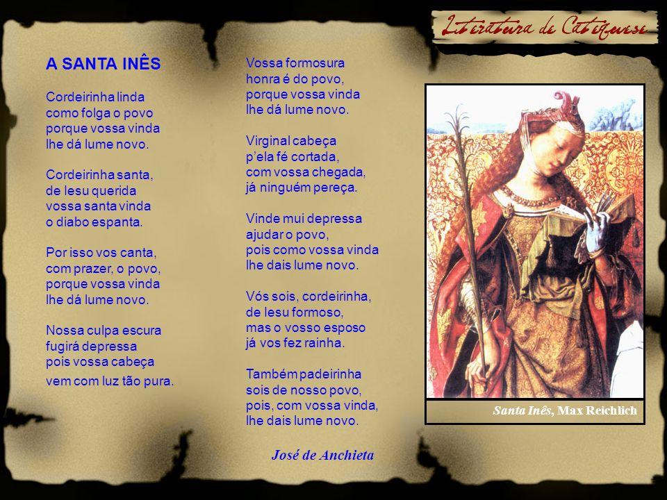Principais Autores Padre José de Anchieta Padre Manuel da Nóbrega Padre Fernão Cardin