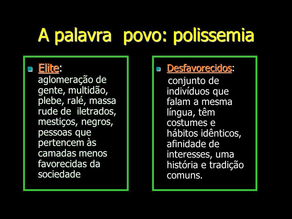 Viva o Povo Brasileiro Do Outro Lado da Nobreza Dadinha Ex-escrava de Perilo Ambrósio.