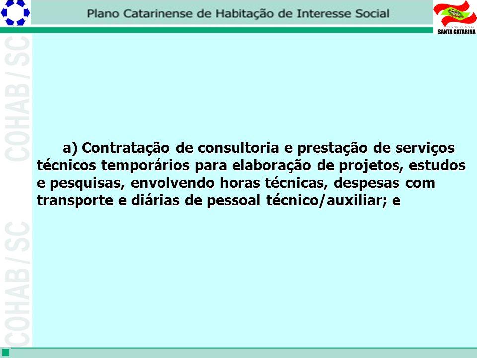 a) Diretrizes e objetivos: As diretrizes são as orientações gerais e específicas que devem nortear o PLHIS, levando-se em consideração a Política Nacional de Habitação, o Plano Nacional de Habitação, a política habitacional local, o Plano Diretor Participativo, o Plano Estadual de Habitação (caso esteja concluído ou em processo de elaboração), os eixos de desenvolvimento que impactem a questão habitacional e urbana e o princípio democrático de participação social.