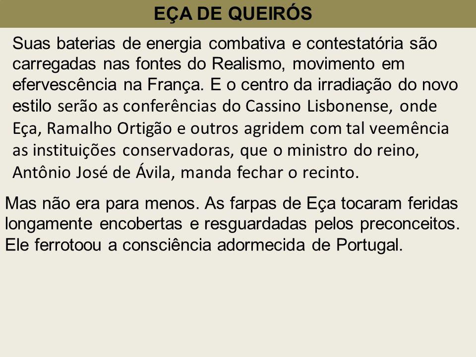 EÇA DE QUEIRÓS PRIMEIRA PARTE A apresentação de Fradique funciona como introdução às Cartas (o que restou dele).