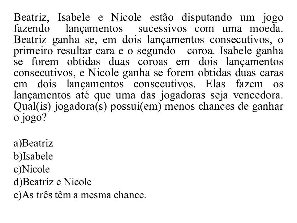 Camila e Lara estão disputando o seguinte jogo num tabuleiro 4 4: Camila marca algumas casas do tabuleiro e informa à Lara o número de casas marcadas na vizinhança de cada casa do tabuleiro.