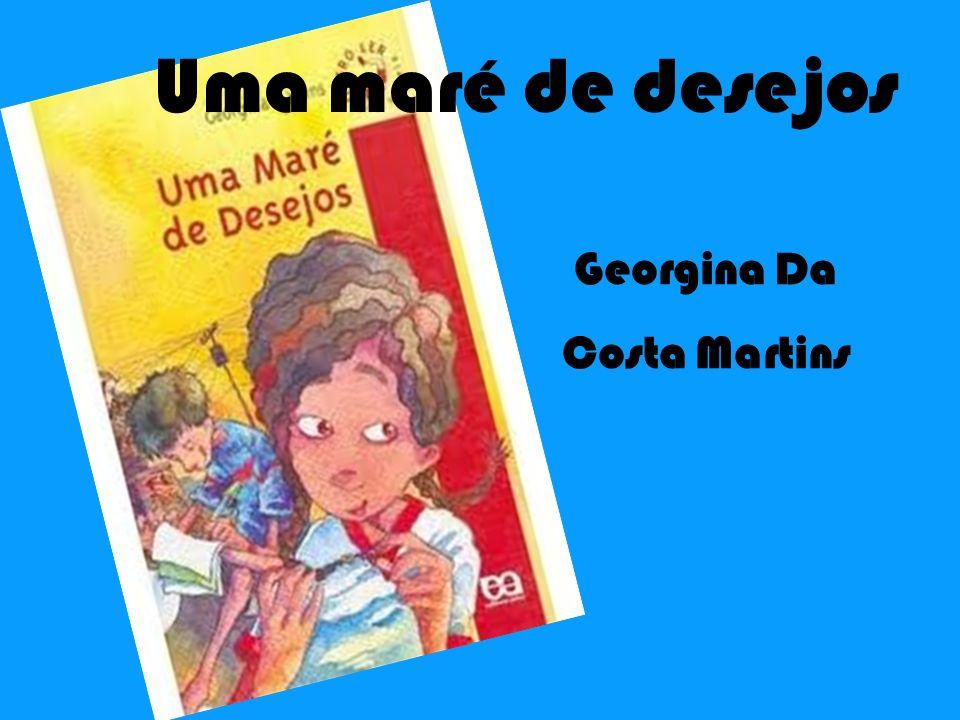 Uma maré de desejos Georgina Da Costa Martins