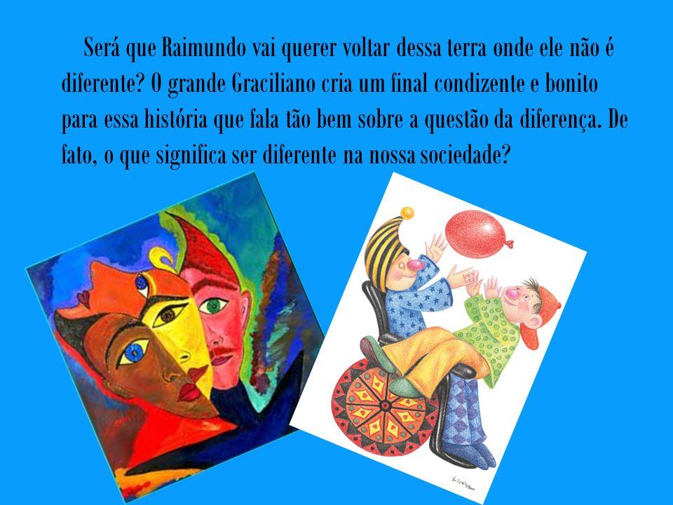 Será que Raimundo vai querer voltar dessa terra onde ele não é diferente? O grande Graciliano cria um final condizente e bonito para essa história que