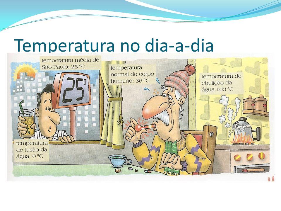 Variação de Temperatura