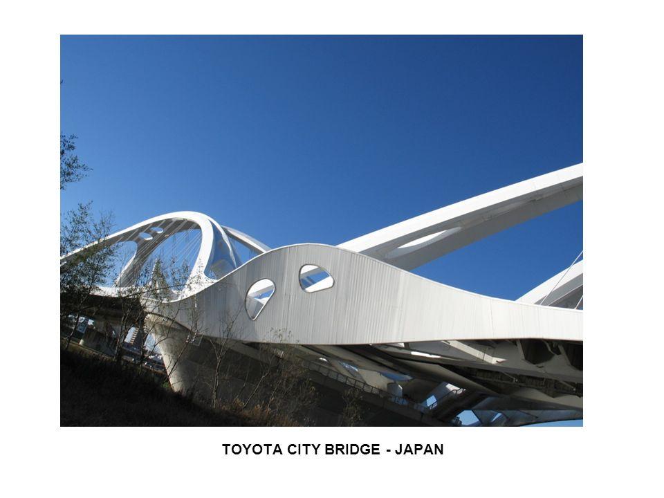 TOYOTA CITY BRIDGE - JAPAN