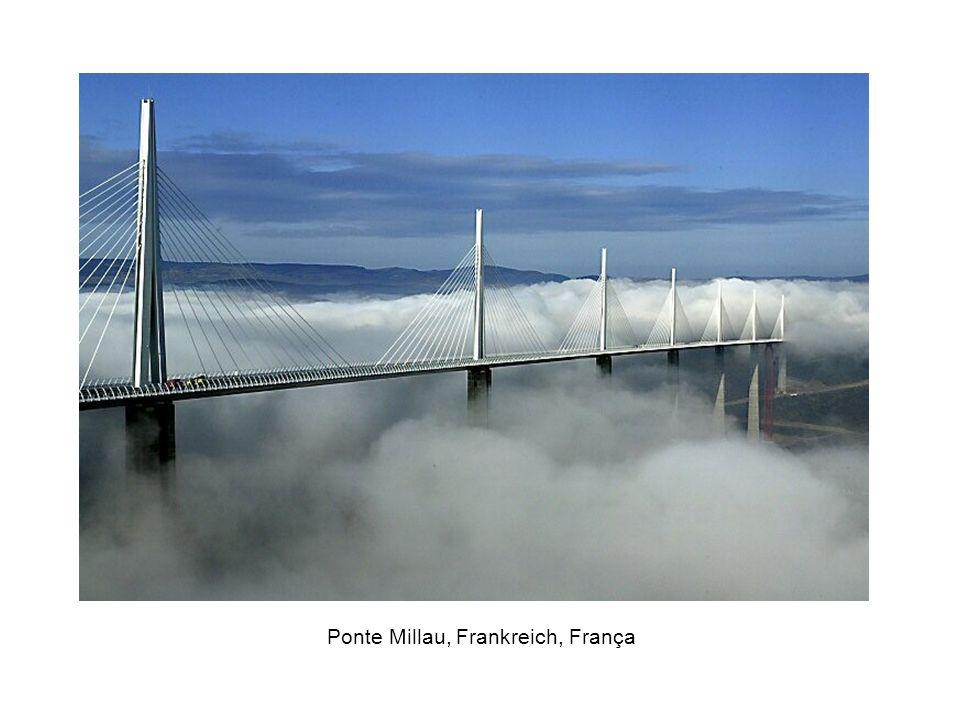Ponte Millau, Frankreich, França
