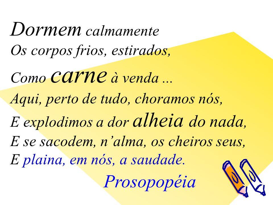 Prosopopéia