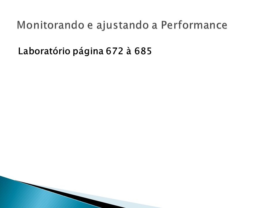 Laboratório página 672 à 685