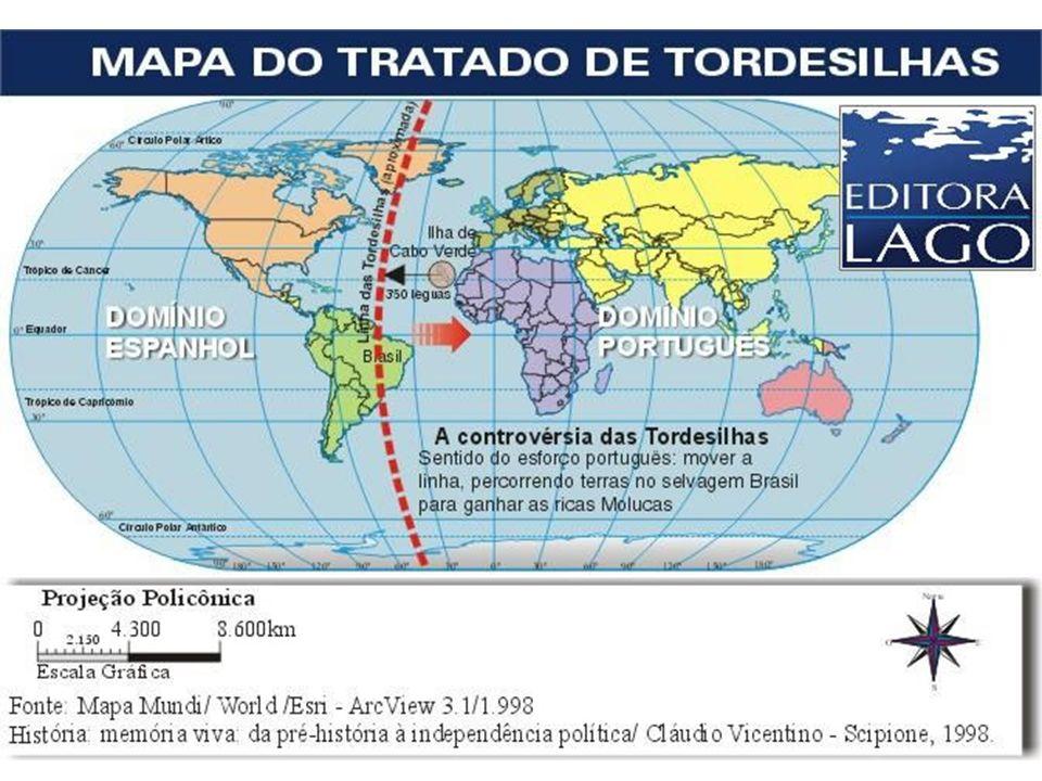 Tratado de Madri Assinado em 1750 Praticamente garantiu a extensão territorial que o Brasil tem hoje Anulou o tratado de Tordesilhas, determinou que a posse das terras seria de quem de fato as ocupasse(Uti possidetis).