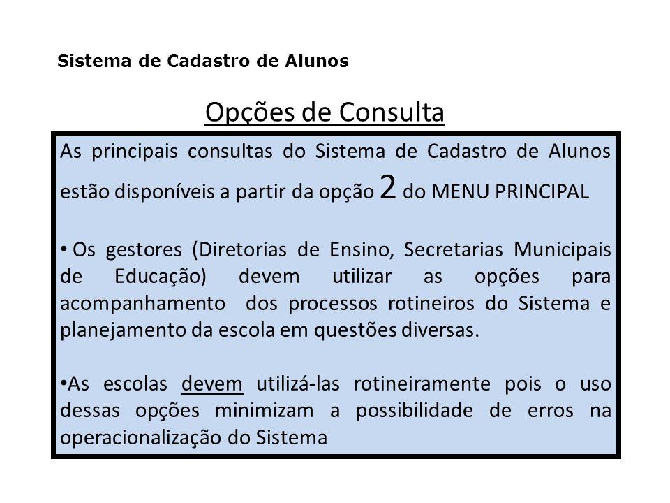 FORMAÇÃO DOCENTE (PLATAFORMA FREIRE) Sistema de Cadastro de Alunos Cadastro de Escolas/Cadastro de Alunos Referência para subsidiar a elaboração de an