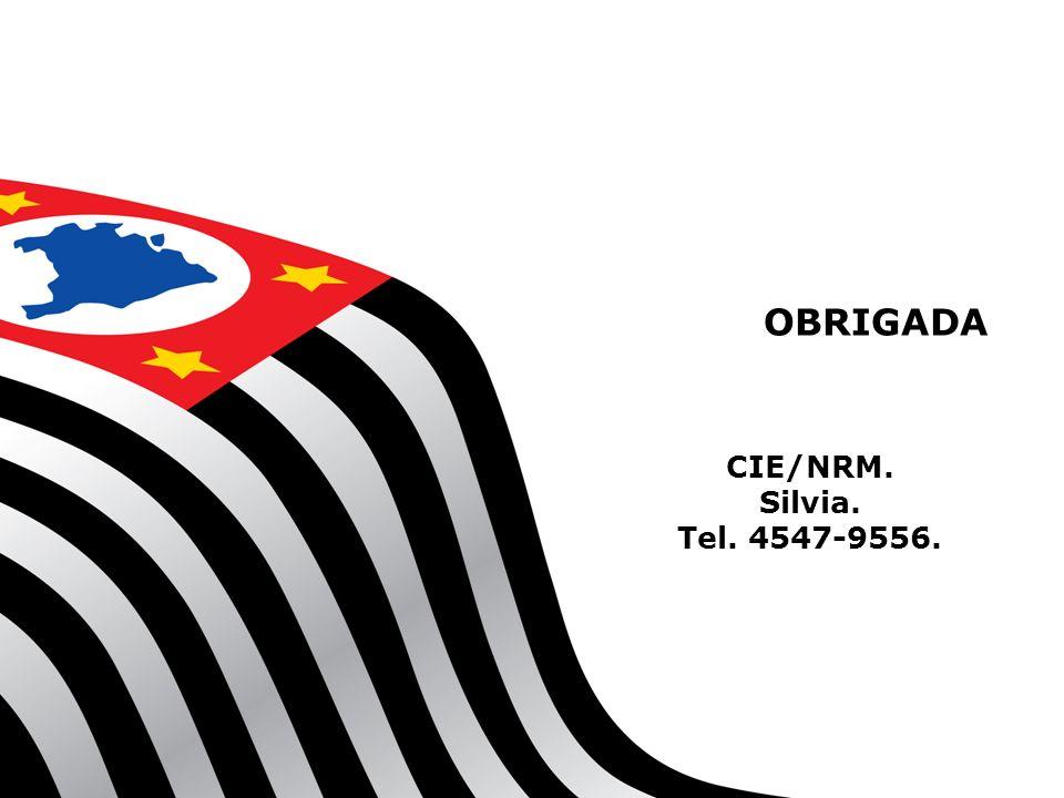 OBRIGADA CIE/NRM. Silvia. Tel. 4547-9556.