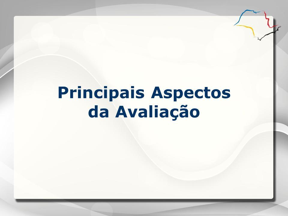 SARESP Informações Julgamento Decisão Ação Uso dos resultados Melhoria do ensino Divulgação dos resultados Finalidade e desenho da avaliação Instrumentos de avaliação Treinamento das equipes envolvidas Aplicação da avaliação