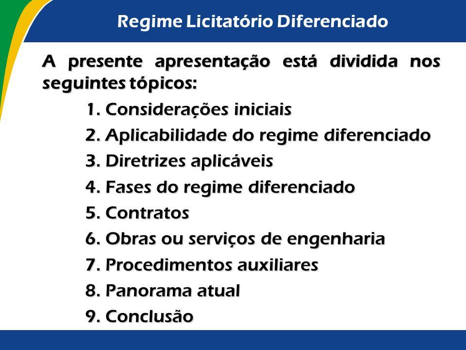 3.Princípios e Diretrizes Aplicáveis Foi também, tal qual previsto no § 1º do art.
