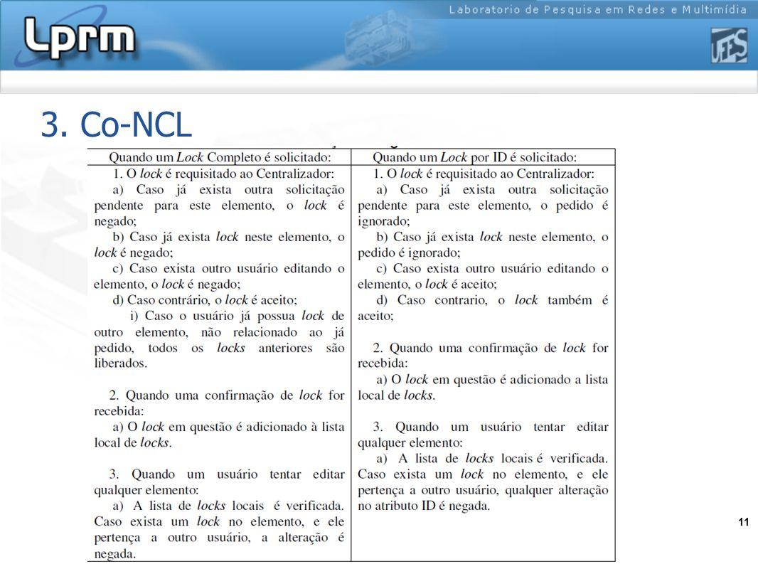 11 3. Co-NCL