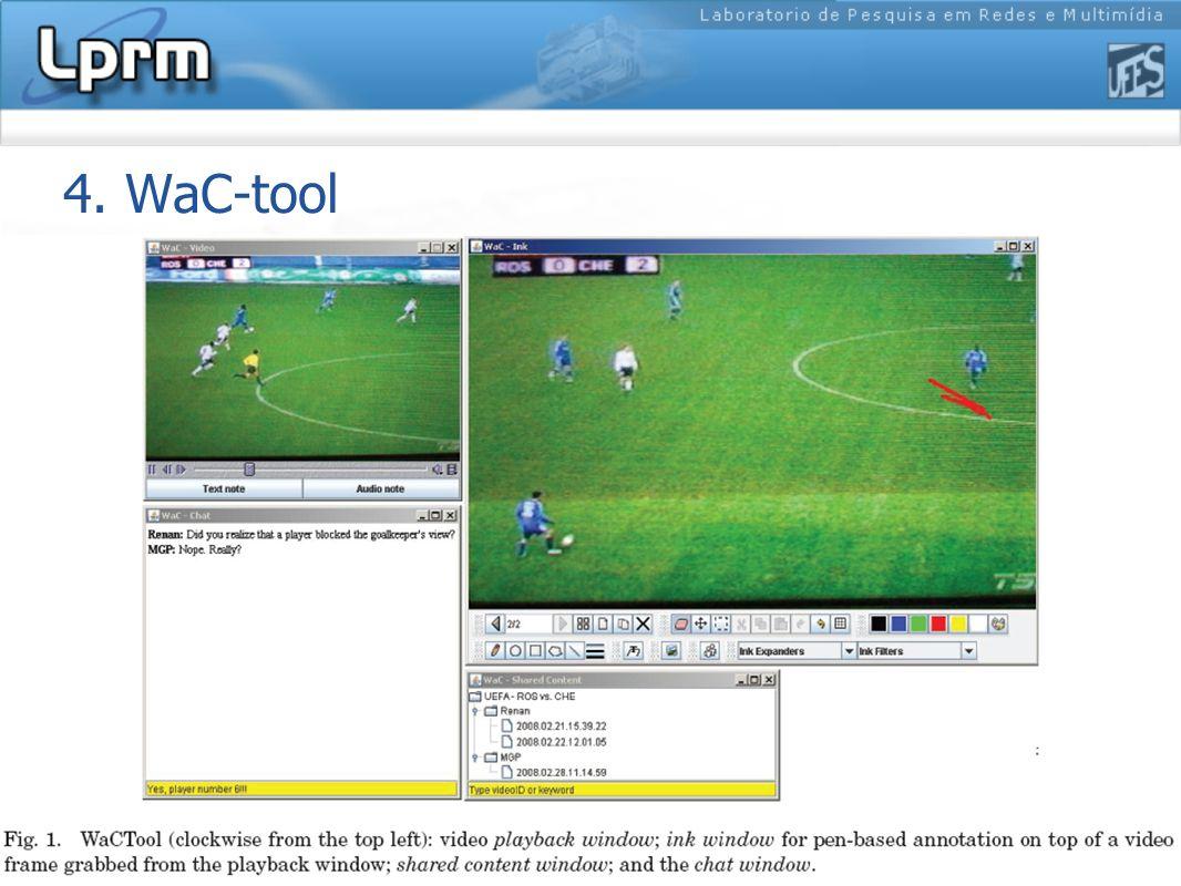 15 4. WaC-tool
