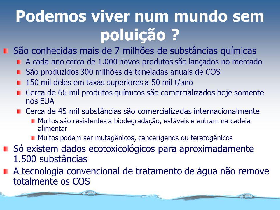 Qualidade de Águas: Legislação Ambiental n 0 274 de 29 de novembro 2000 A legislação Brasileira determina o acompanhamento das águas doces, salobras o