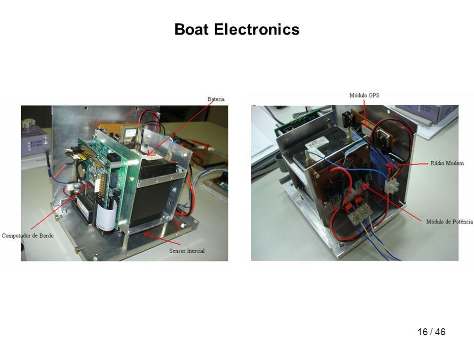 16 / 46 Boat Electronics