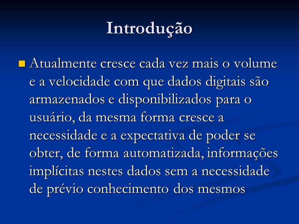 Motivação Empresas como a Unimed e a Visa possuem atualmente mais de 2 milhões de associados no Brasil, como segmentar estes associados em grupos com perfis semelhantes.