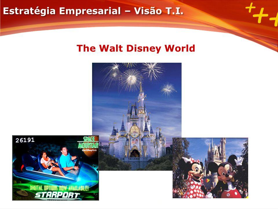 The Walt Disney World Estratégia Empresarial – Visão T.I.