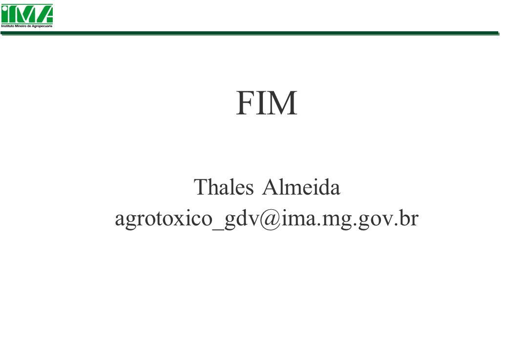 FIM Thales Almeida agrotoxico_gdv@ima.mg.gov.br