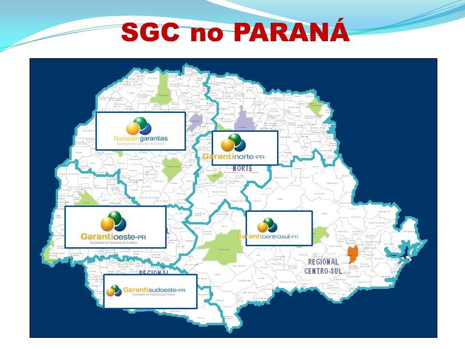 SGC no PARANÁ