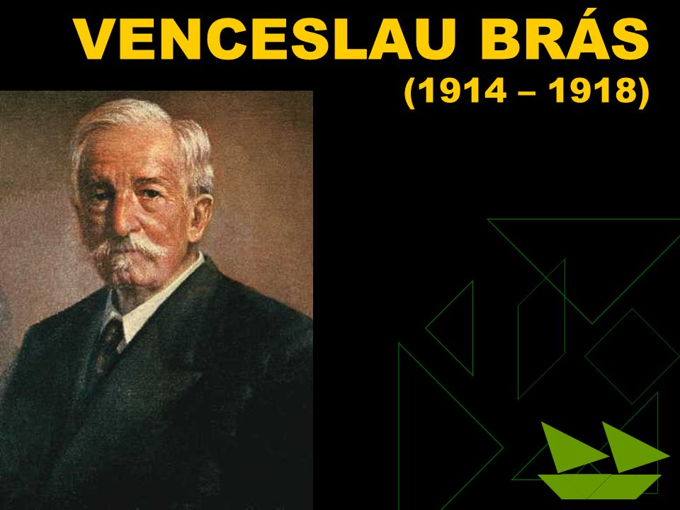 3/12/2014 81 VENCESLAU BRÁS (1914 – 1918)
