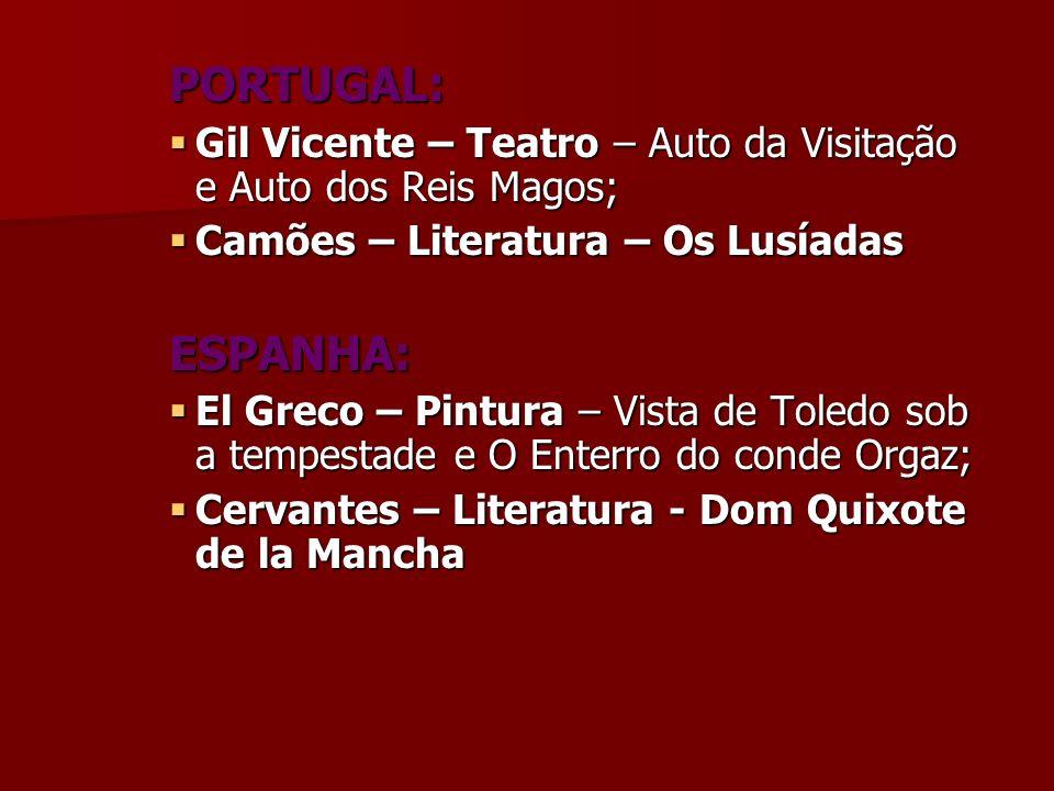 PORTUGAL: PORTUGAL: Gil Vicente – Teatro – Auto da Visitação e Auto dos Reis Magos; Gil Vicente – Teatro – Auto da Visitação e Auto dos Reis Magos; Ca