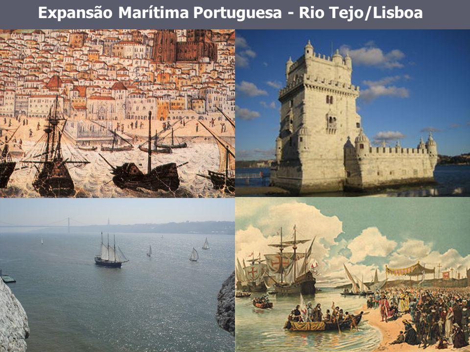 ETAPAS DA EXPANSÃO PORTUGUESA 1ª ETAPA (1415-1460) – é explorada a costa atlântica da África até o golfo da Guiné, dando a Portugal acesso direto às especiarias.