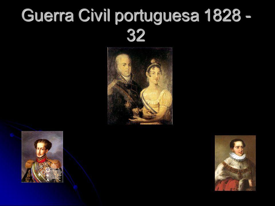 Guerra Civil portuguesa 1828 - 32