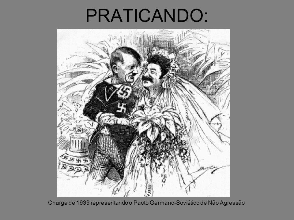 Imagem do Século XIX – 2ª Revolução Industrial – Disputas entre Proletários e Proprietários